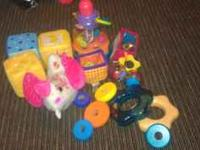 All of these toys pictured for $3. TEXT  Location: