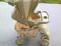 This baby stroller is from a non smoking home,the