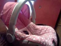 Its great condition even flo baby cart seat. The base