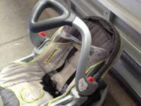 Baby Trend infant car seat.  Great condition.  Two