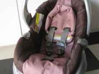 Graco infant carrier car seat with 2 bases. Car seat