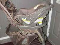 Safety First Infant Carseat/Stroller Combo $75.00 Paid