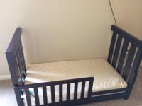 Young child Bed and Mattress for Sale. Bed frame is