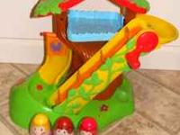 Playskool Weebles Musical Treehouse. Send the