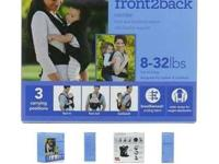 infantino carrier like the one pictured here in great