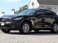 2012 Infiniti FX35 AWD    *Midnight Mocha Exterior with