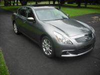 2010 Infiniti G37 x S. Very clean and fully loaded with
