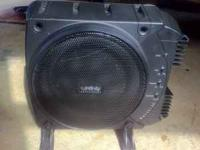 Used Infinity Basslink include wires Details: 10""