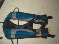 This is a inflatable Personal Flotation Device (PFD). I