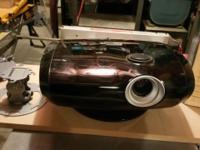 I am selling my InFocus p720 projector and the ceiling