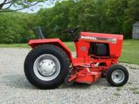 Ingersoll 446 Hyd Drive 221 hrs. original owner very