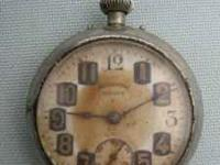 Ingersoll Midget pocket watch, perhaps a ladies model.