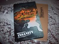 Insanity Complete 60 day workout 13 DVDs. This is