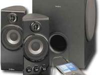 Insignia 2.1 Computer Speaker System (3-Piece) System