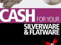 We Always Buy Silver & Sterling Silver Sterling
