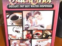 Quick & Hot Instant 190 Degree Hot Water Dispenser