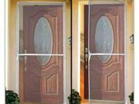 Enjoy the convenience of a screen door without the