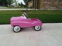 Want your toddler/young ladies to have a vehicle?