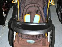 FOR SALE- Instep Jogging Stroller.  In good condition,