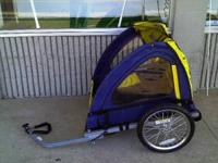 InStep Quick n' Easy Bike Trailer Excellent Condition