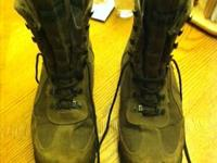 I have a pair of wolverine work boots. They are