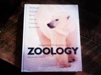 integrated principals of zoology, fourteenth edition