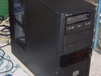 Here is a Core 2 Quad 2.4 Ghz Desktop PC. This includes