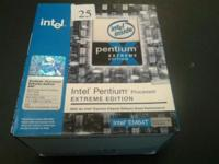 Intel Dual core Pentium extreme 3.2 Ghz for LGA775