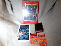 Today we have you a Intellivision - Lock N Chase -