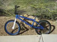 Im selling my 2009 intense felix pro bmx bike because i