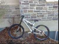 I have a great downhill mountain bike that i need to