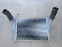 This intercooler is in great shape. I purchased a