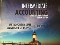 MSU Denver personalized book for Intermediate
