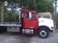 i have a 1996 international tow truck 19 ft bed am/fm
