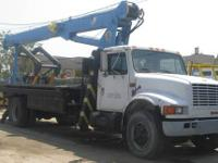 Year: 1990 Model: International 4900 Mileage: 19,931