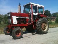 I have an International 966 tractor for sale- this