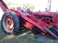 Serial Number: 756451815 20 HP; 2WD; With Corn Picker