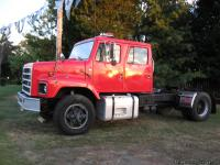 1987 INTERNATIONAL  FACTORY 4 DOOR CREW CAB SEMI