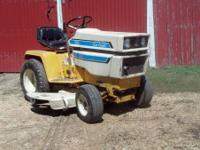 For Sale: International Cub Cadet 1250, 12Hp, hydro,