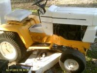 INTERNATIONAL HARVESTER CUB CADET KOLHER ENGINE. RUNS