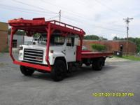 I have a 1984 International S 1900 truck with a Danco