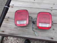rear tail lights for international or what ever