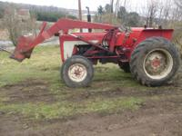 Selling an international model 276 tractor. Tractor is