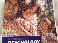 Introduction to Psychology Tenth Edition textbook comes