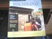 I am selling a sociology 101 book (Sociology, Your