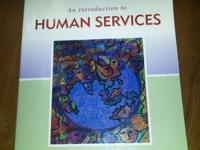 This is An Introduction to Human Services book. I took