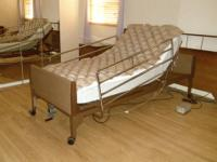 For sale is a gently used Full Electric Hospital Bed