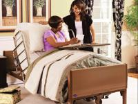 Invacare Fully Electric Hospital bed.  Purchased new