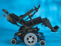 Invacare TDX-SP Rehab Power Wheelchair for sale in good