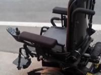 Ivacare TDX SP Power Wheelchair (TDXSP-MCG) Formula CG